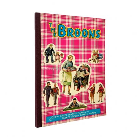 The Broons 1974 Annual Published by D.C. Thomson 1973